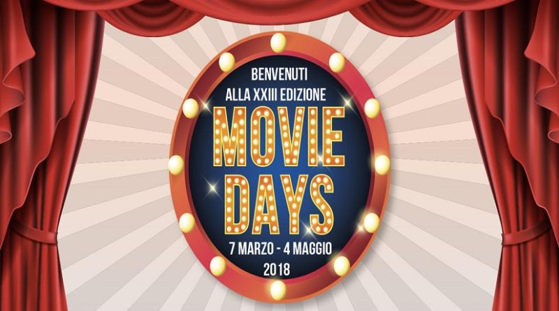 Movie Days '18, Giffoni