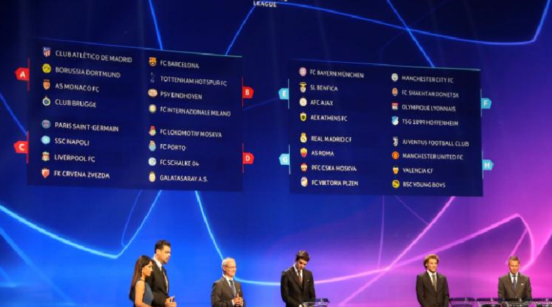 partite champions league Napoli