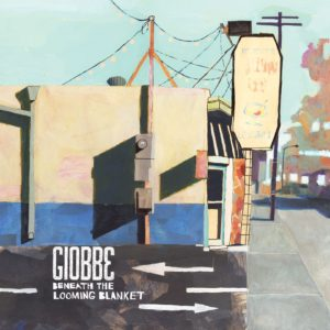"Giobbe, copertina di ""Beneath the Looming Blanket"""