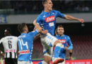 Napoli-Udinese 4-2, montagne russe al San Paolo