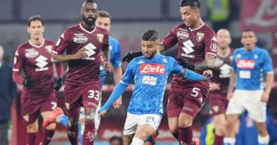 Napoli Torino