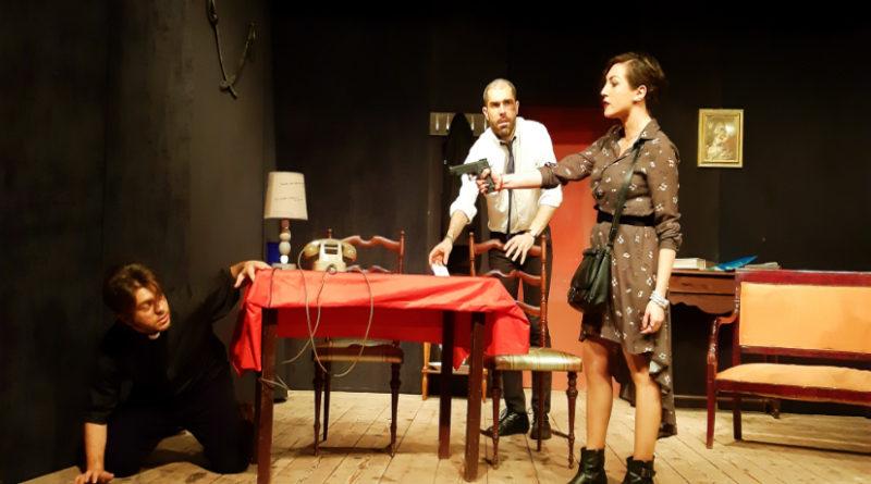 CSI al Teatro Sanacore di San Giorgio a Cremano.