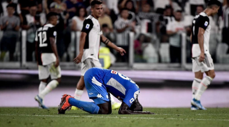 Napoli difesa flop