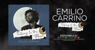 "Emilio Carrino, ""Talking to the moon"""