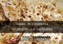 Sagre in Campania: cosa fare nel week-end tra il 13 e il 15 Dicembre