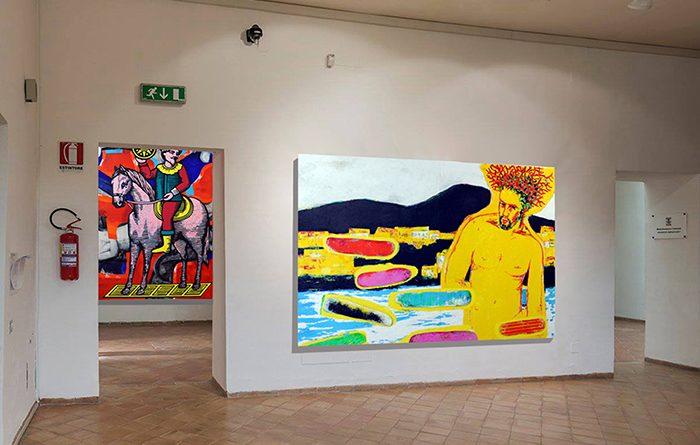 Inaugurata la mostra di Arturo Pagano al FRaC