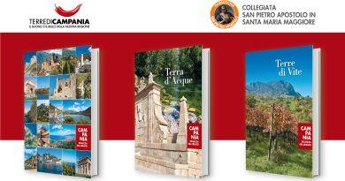 """""""Campania bellezza dl Creato"""": la presentazione della collana al Borgo Casamale di Somma Vesuviana"""