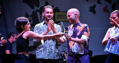 Premio Amnesty, Napoli: Blindur vince il premio assoluto