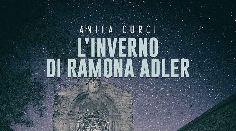 """Anita Curci presenta il suo romanzo: """"L'inverno di Ramona Adler"""""""